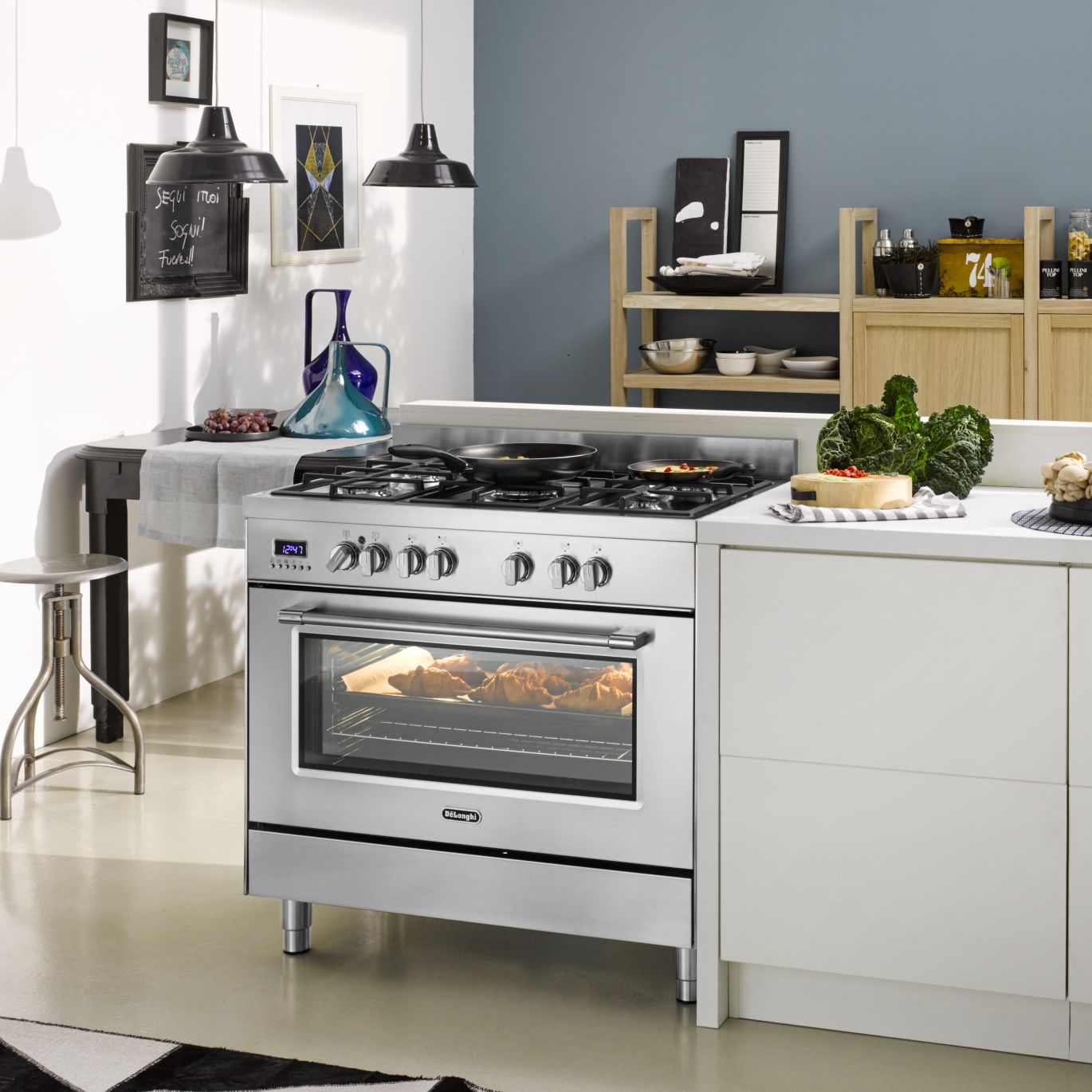 Ovens & Cooking